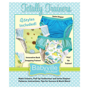 Pattern - Totally Trainers by Babyville Boutique