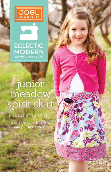 Pattern - Junior Meadow Spirit Skirt by Joel Dewberry