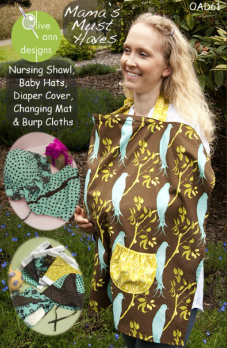 Pattern - Olive Ann Mama's Must Haves