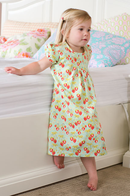Pattern - Afterglow by Make it Perfect-Sewing Pattern Make it Perfect afterglow dress