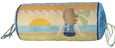 Pattern - Sea Breeze Applique Pillow by Chitter Chatter