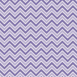Alpine Basics Chevron Lavender Purple Flannel