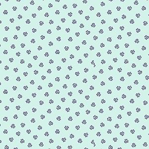 Poochie McGruff Paws 16537-TRQ Flannel
