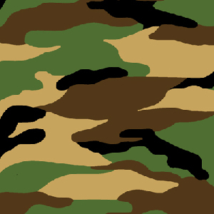 "Comfy Traditional Camo Flannel - 23"" Remnant"