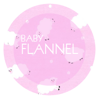 Baby Flannel by Michael Miller