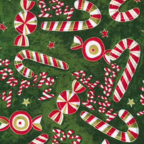 Christmas Flannel by Fabri-Quilt