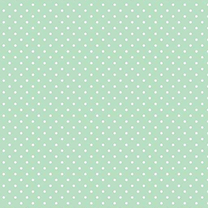 Riley Blake Swiss Dot Mint Flannel F670