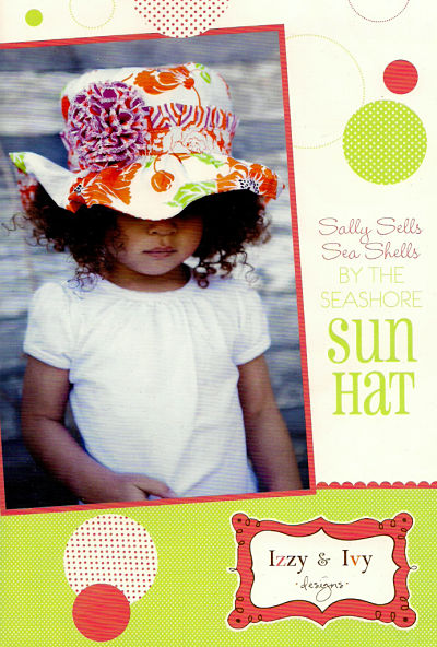 Pattern - Sun Hat by Izzy and Ivy
