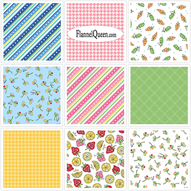 FQ Bundle - Lil Sprout Flannel by Maywood Studio