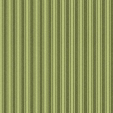 Wild Rose Stripe Green Flannel MASF7895-G