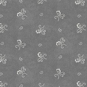 Heritage Woolies Little Fancies Medium Gray Flannel MASF9424-K