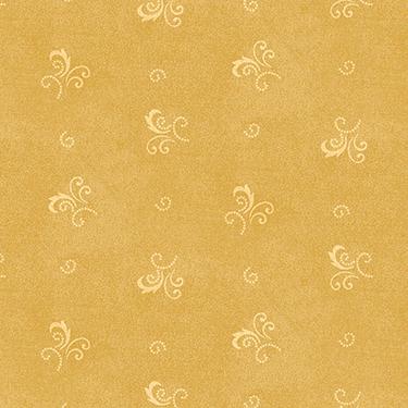 Heritage Woolies Little Fancies Yellow Flannel MASF9424-S
