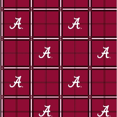 University of Alabama Plaid Flannel
