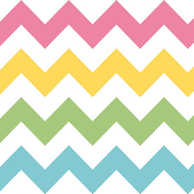 Riley Blake Medium Chevron Girl