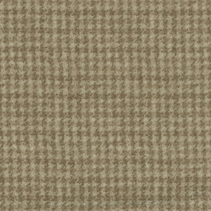 Classic Woolies Houndstooth Tan Flannel MASF18503-T